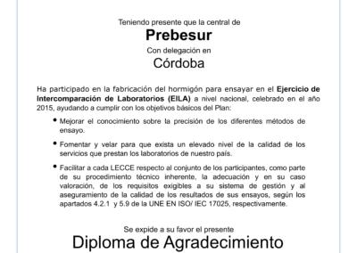 Diploma Prebesur